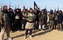 Fighters from the Islamic State of Iraq and Syria