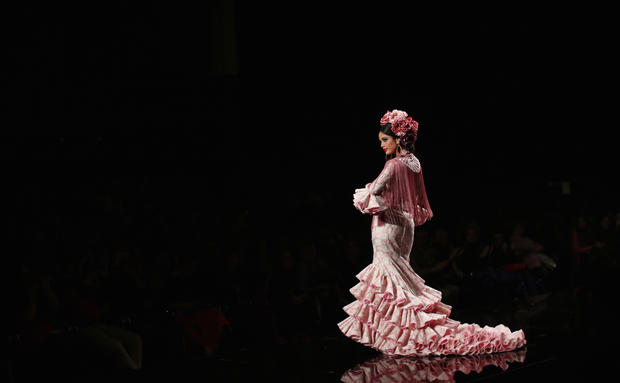 Fabulous flamenco fashions