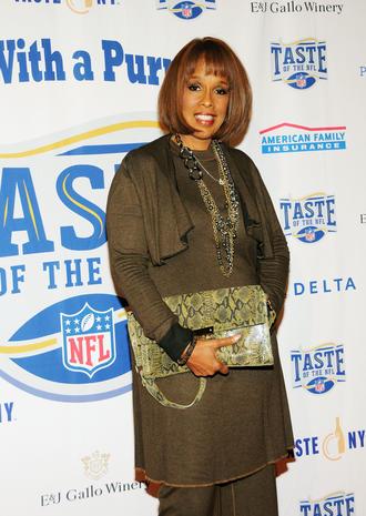 Stars at the Super Bowl 2014