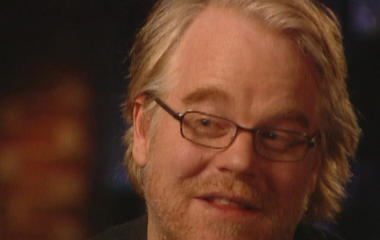 "Hoffman: Acting is like a ""drug"""