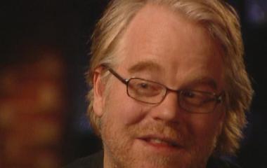 "Hoffman: Acting is like a ""drug"""