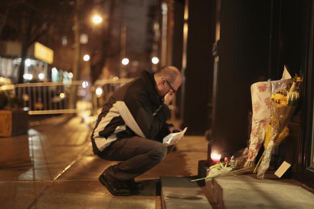 Philip Seymour Hoffman remembered in N.Y.C.