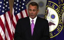 Boehner: Even Mother Theresa couldn't help GOP vote on debt limit