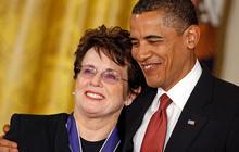 Billie Jean King talks Olympics, civil rights