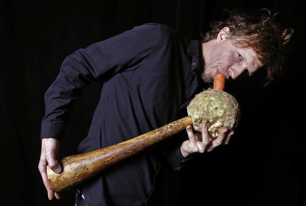 Austria's vegetable orchestra