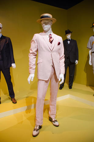 The Great Gatsby Oscar Nominated Costumes On Display