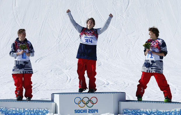 U.S. dominates slopestyle event