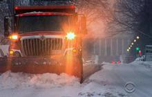Snow turns Washington, D.C., into ghost town