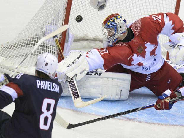 Slovenia 3, USA 2 (OT)