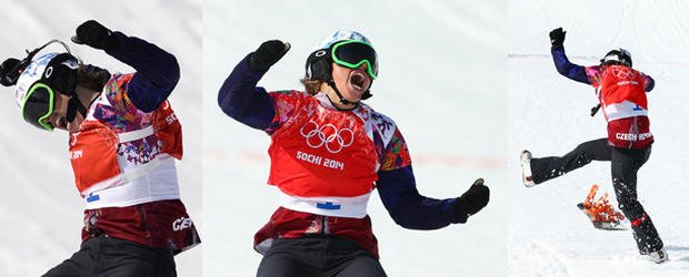 Elation and frustration at Sochi