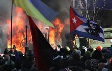 Violence in Kiev underscores deep divides in Ukraine