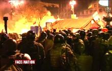 Ukrainian opposition now in control of Kiev