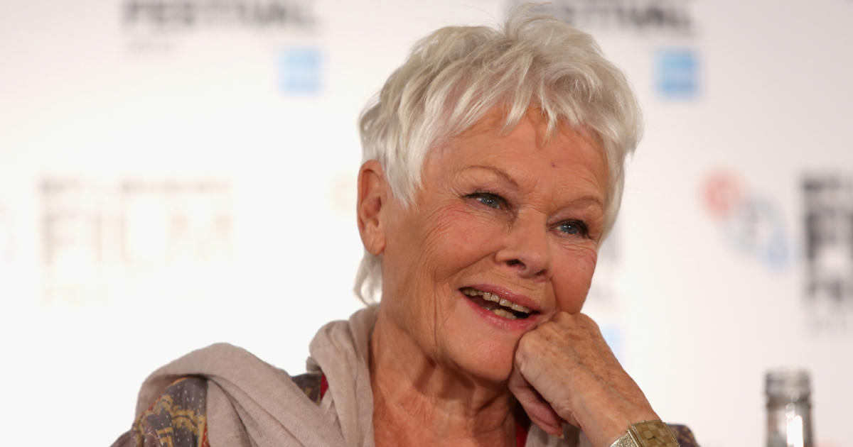 Judi Dench did something a little wild on her 81st birthday