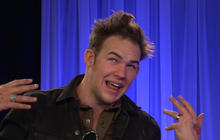 James Durbin does his favorite impersonations
