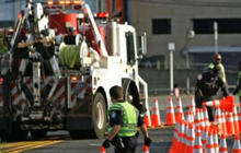 George Washington Bridge scandal: 911 tapes reveal traffic nightmare