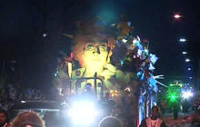 New Orleans' Krewe Endymion goes big for Mardi Gras