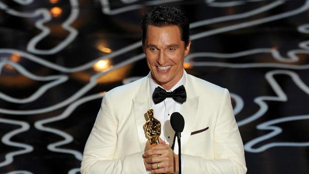 Oscars 2014: Matthew M...
