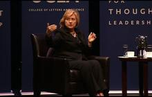 Hillary Clinton on Putin: We can learn from Hitler's tactics