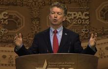 """Rand Paul: Electing """"lesser of two evils"""" isn't good enough"""