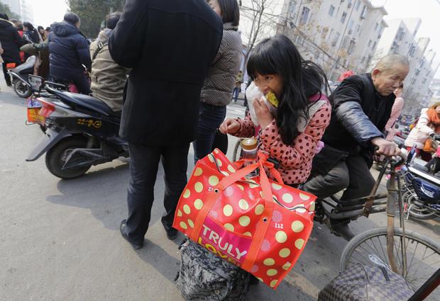 Masseuse training in China