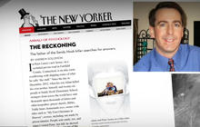 Newtown school shooter Adam Lanza's father gives extensive interview