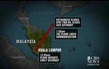 Malaysian jet disappearance