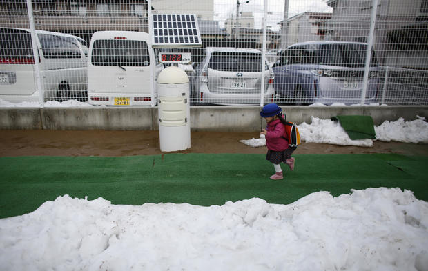 Fukushima's lasting impact on kids' health