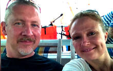 Girlfriend of American on Malaysia flight holding out hope