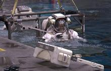 Astronauts undaunted by harsh effects of space on human body