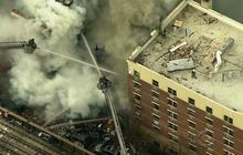 Several still unaccounted for after NYC explosion