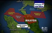Search widens for Malaysian jet