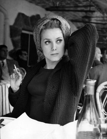 La magnifique Catherine Deneuve