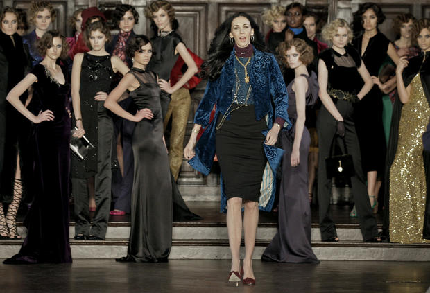 L'Wren Scott, fashion designer, found dead