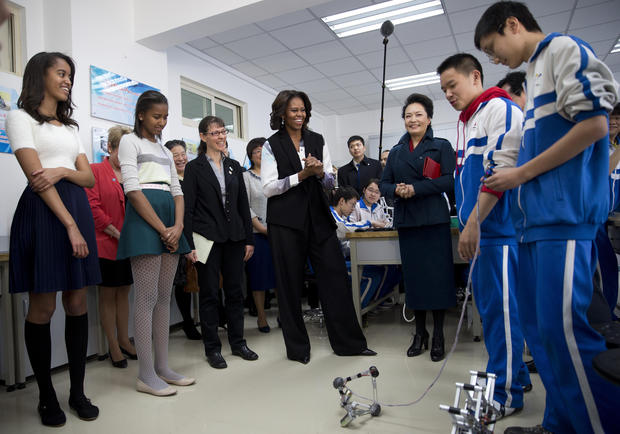 First lady in China