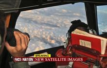 New satellite images show debris in Malaysia Airlines Flight 370 search area