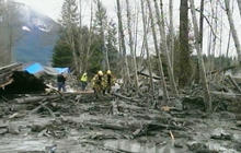 Search and rescue underway at deadly Wash. mudslide site
