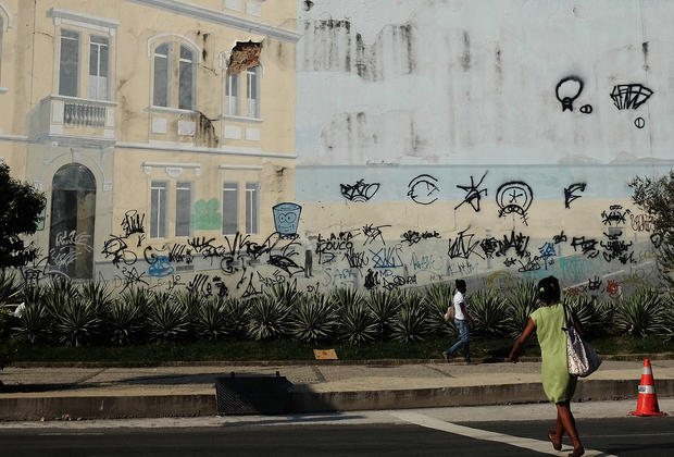 Brazil's legal graffiti