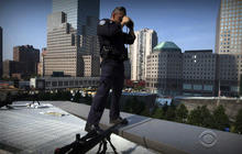 NYC mayor condemns World Trade Center jump