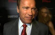 "Arnold Schwarzenegger on ""WWE Raw,"" ""Sabotage"""