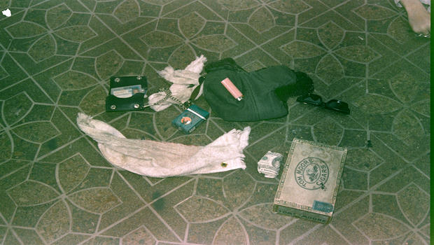 Kurt Cobain death scene photos