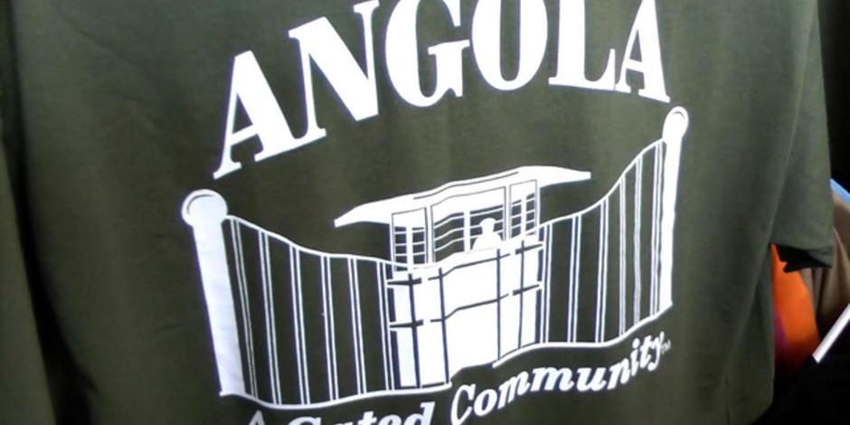 Angola Prison Flooding Angola Prison Has a Gift Shop