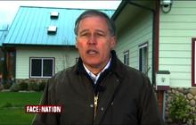 "Washington governor ""hoping for a miracle"" after mudslide"