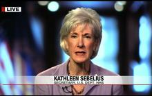 Paid Obamacare enrollees as high as 90 percent, Sebelius says
