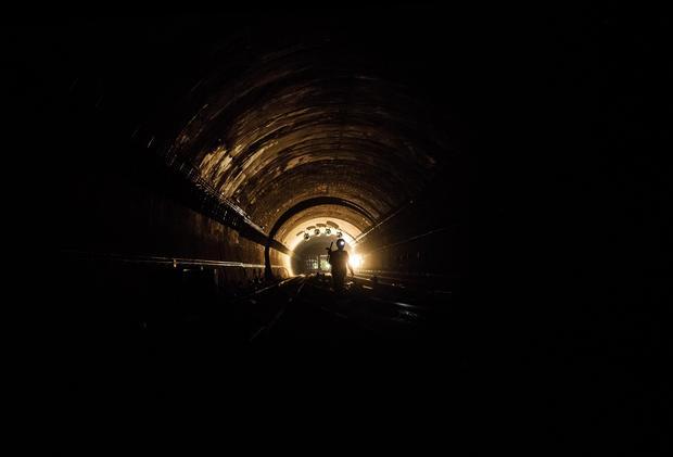 Beijing expands massive subway system