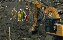 Wash. mudslide death toll rises as searchers deal with toxic dig