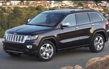 Chrysler recalling SUVs
