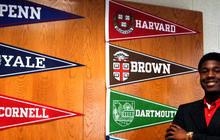 Meet the student accepted into every Ivy League school