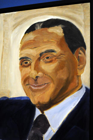 George W. Bush paints world leaders