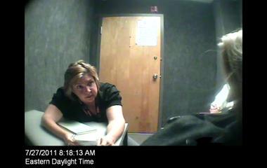 Caryn Kelley realizes she may be a suspect in death of boyfriend
