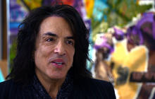 KISS star Paul Stanley on fame, feuds and secrets